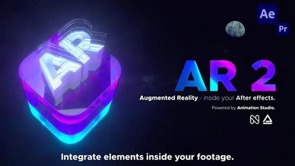 حصريا ادوات ar كاملة Videohive – AR Tools V2 – 27596414